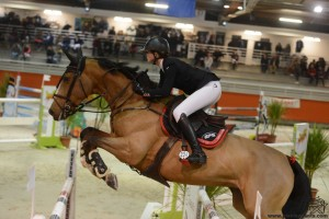Team Clarance Gendron Jumping