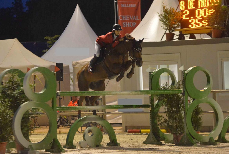 Concours national du Mans 2016 TYLOR DE MOISENAIS : Clarance GENDRON :