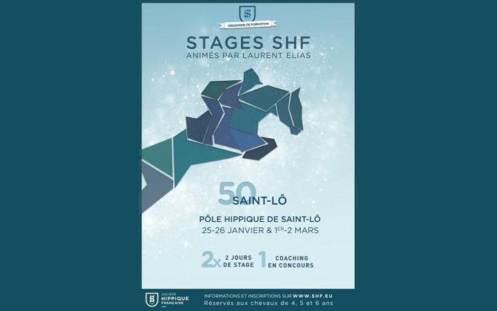 Saint Lô stage SHF