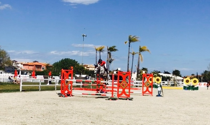 Rodrigo Mediterranean Equestrian Tour 2017