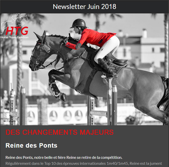 Article juin 2018 Clarance Gendron