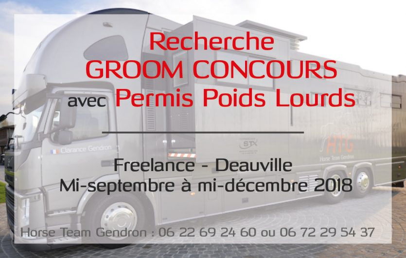 groom concours