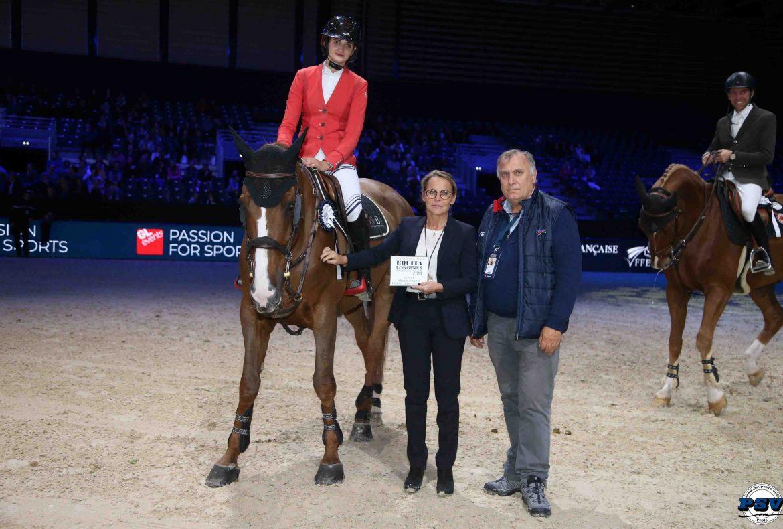 Gigant B- Equita Longines Lyon 2018